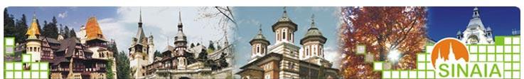 Pagina de prezentare a orasului Sinaia