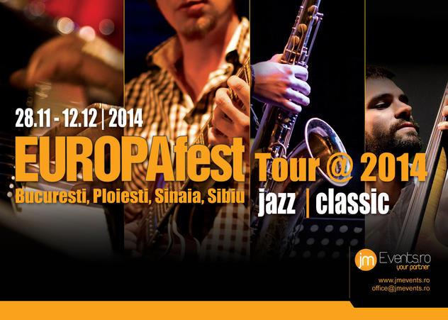 """EUROPAfest Tour - Concert la """"Biserica Catolică"""" din Sinaia"""