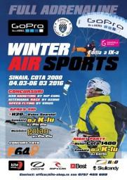Winter Air Sports @ Cota 2000, Sinaia