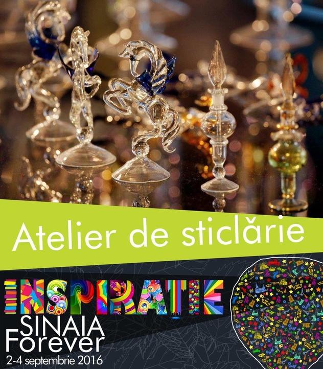 Atelier de sticlarie