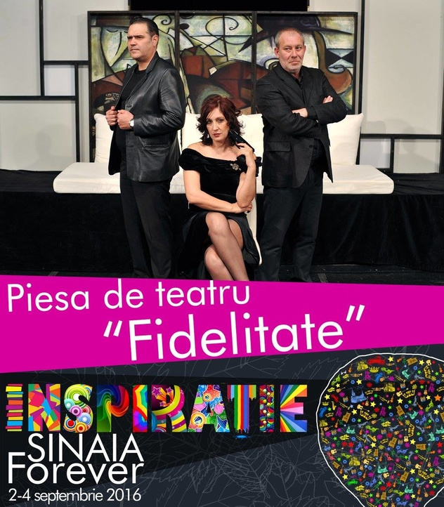 Piesa de teatru - Fidelitate
