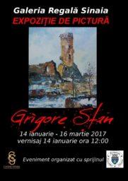 """Galeria Regală de la Casino Sinaia vă invită să admirați expoziția de pictură """"Ritmuri Cromatice"""""""