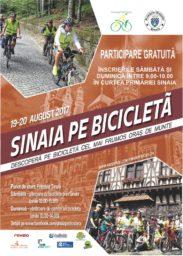 Sinaia pe bicicleta