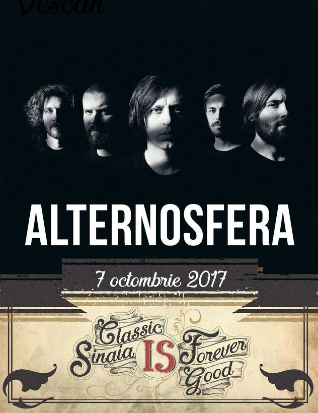 Festivalul Sinaia Forever 2017 (Alternosfera)