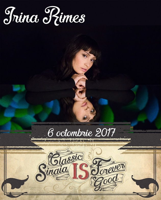 Festivalul Sinaia Forever 2017 (Concert Irina Rimes)