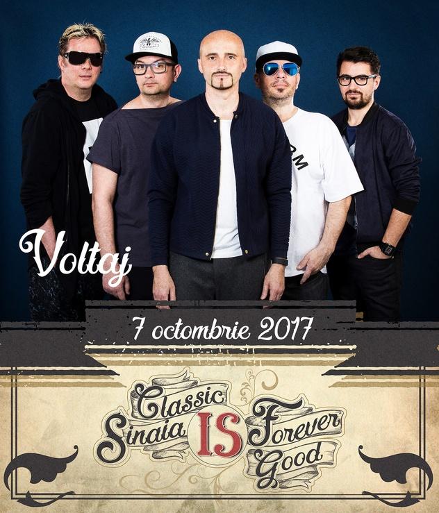Festivalul Sinaia Forever 2017 (Concert Voltaj)