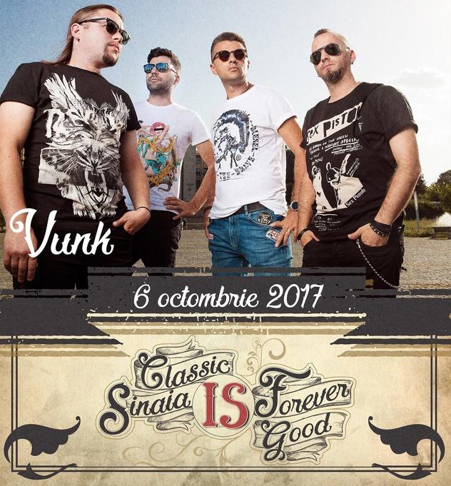 Festivalul Sinaia Forever 2017 (Concert Vunk)