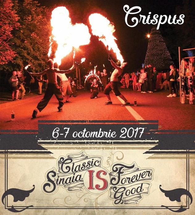 Festivalul Sinaia Forever 2017 (Crispus)