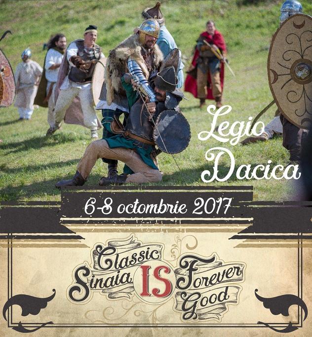 Festivalul Sinaia Forever 2017 (Legio Dacica)