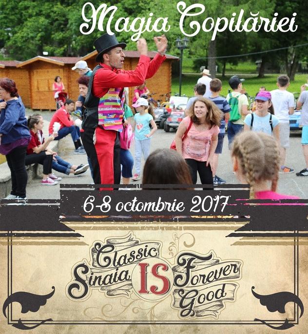 Festivalul Sinaia Forever 2017 (Magia Copilariei)