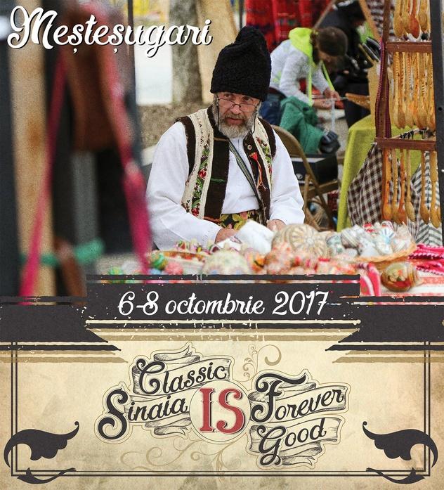 Festivalul Sinaia Forever 2017 (Mestesugari)