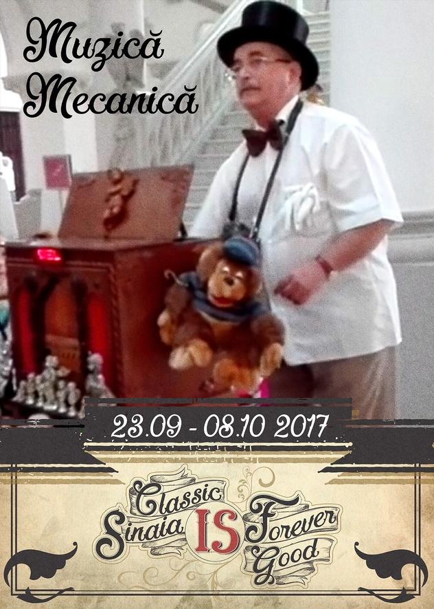 Festivalul Sinaia Forever 2017 (Muzica Mecanica)