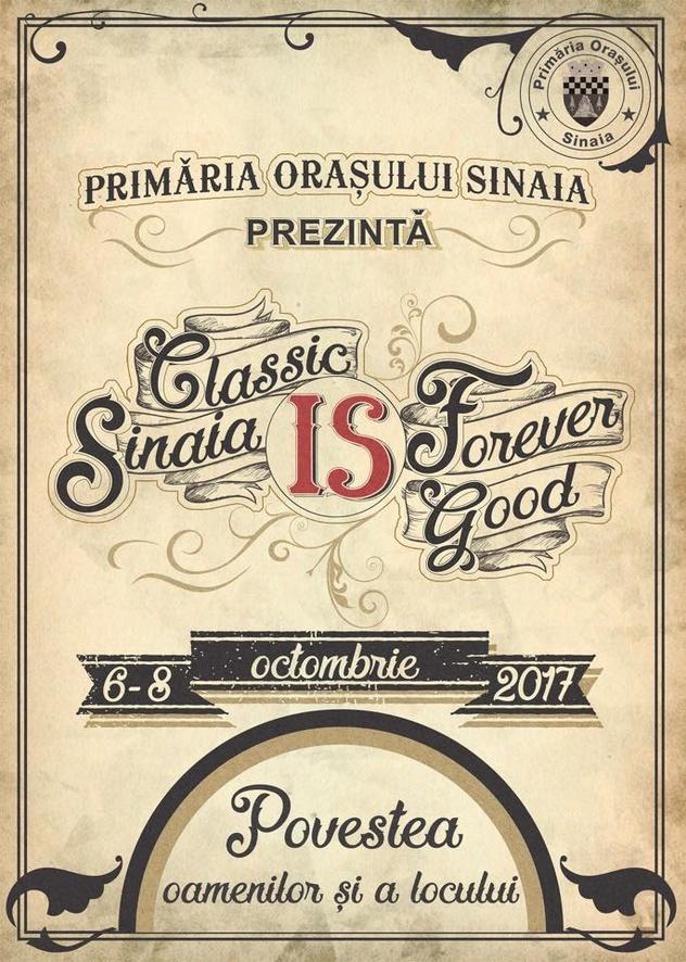 Festivalul Sinaia Forever 2017