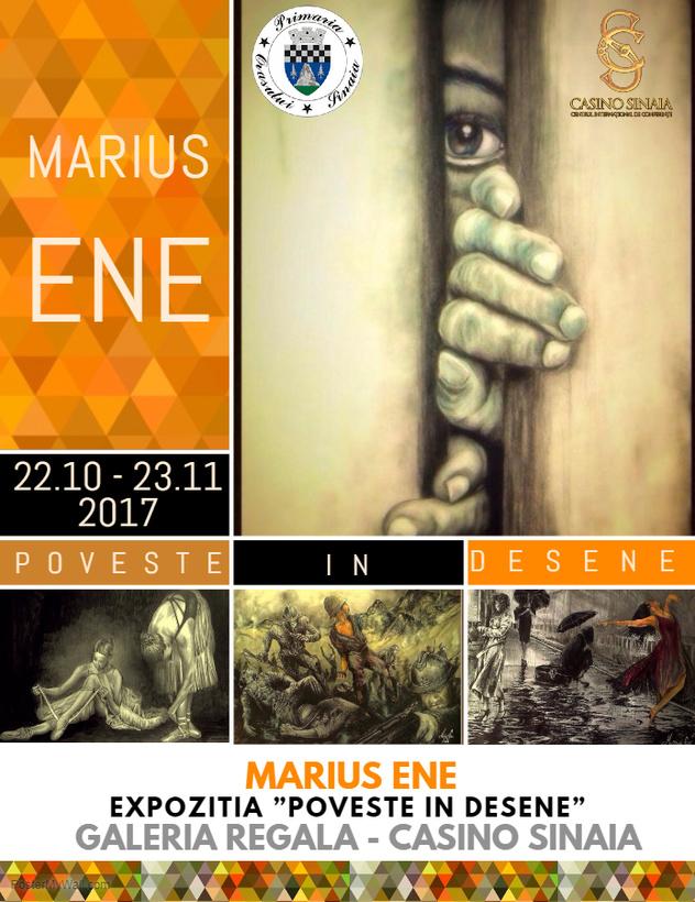 "Expozitia ""Poveste in desene"" la Galeria Regala"