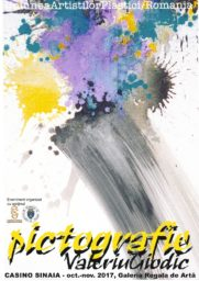 """Pictografie"" – Expozitie de arta la Galeria Regala"