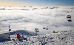 Premieră în România: Sinaia, premiată la World Ski Awards!