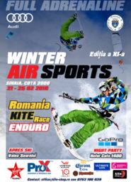 Winter Air Sports @ Cota 2000, Sinaia