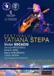 """Festivalul de muzică folk """"Tatiana Stepa"""""""