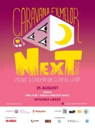 Caravana Filmelor NexT va invita la Sinaia