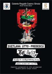 """The Best of colaj decolaj MONtaj"", expozitie permanenta de arta semnata de artista si designerul Svetlana Utto-Predescu"
