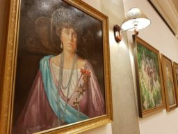100 de clipe de culoare – Expozitie de pictura dedicata Centenarului Marii Uniri de la 1918