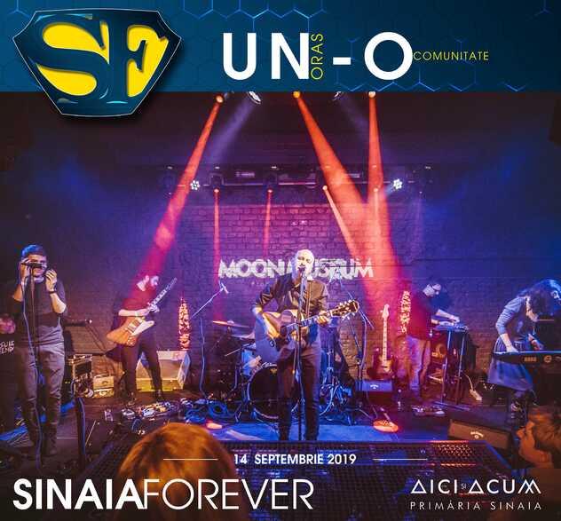 Moon Museum la Festivalul Sinaia Forever 2019