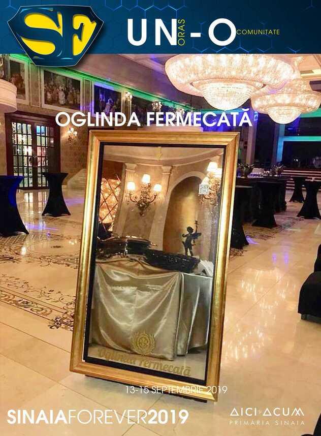 Oglinda Fermecata la Festivalul Sinaia Forever 2019