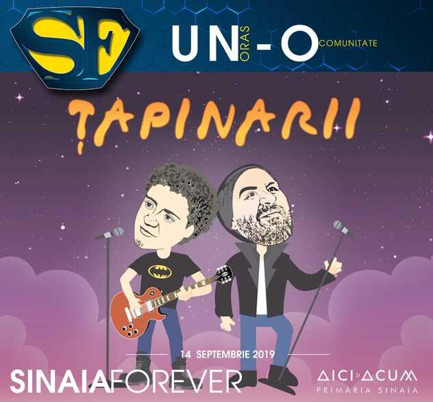 Tapinarii la Festivalul Sinaia Forever 2019