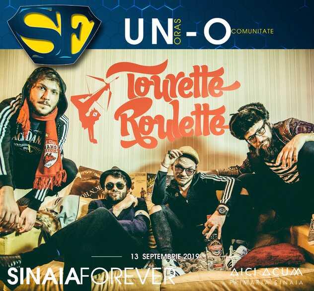 Tourette Roulette la Festivalul Sinaia Forever 2019