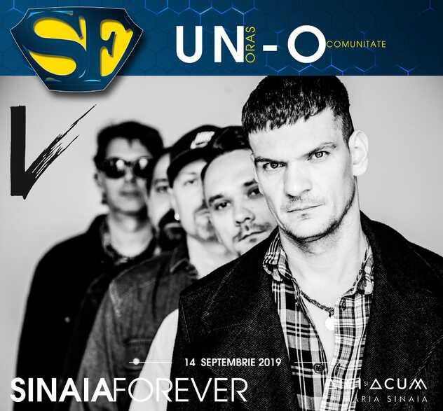Vama Veche la Festivalul Sinaia Forever 2019