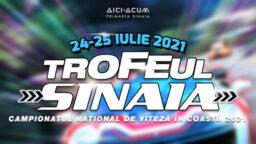"""Trofeul Sinaia 2021 – Campionatul Național de Viteză în Coastă """"Dunlop"""" Sinaia"""