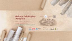 Galeria Arhitectilor Pelesului – O premiera la Vila Sipot, pe Domeniul Regal Sinaia